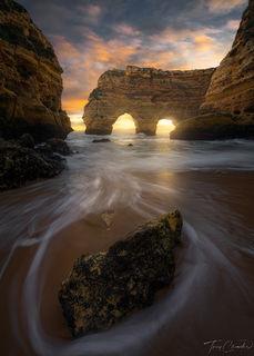 Marinha, Praia da Marinha, Algarve, Portugal