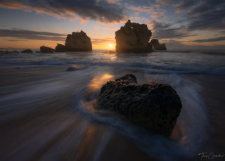 Landscape Photography in Algarve, Portugal