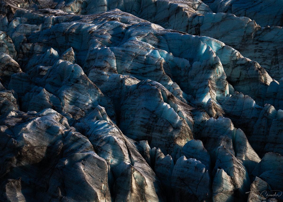 textures, Svínafelljökull, glacier, iceland, southern iceland, photo